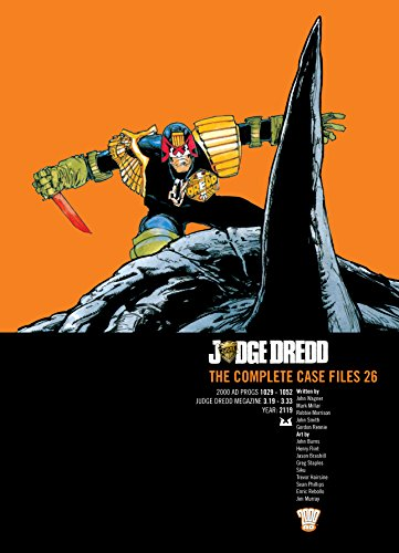 Judge Dredd: The Complete Case Files 26 (English Edition)