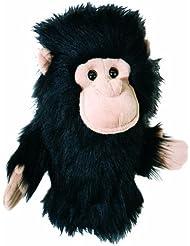 Daphne's Novely - Funda para cabeza de palo de golf, diseño de chimpancé