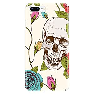 iSweven High Quality Full Body Front & Back 360 Protective Multicolor Body Case Cover For Apple iPhone 8 Plus (Corner Cut Design) - iphone8 Plus Back Cover (2490 Art)