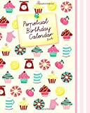 Perpetual Birthday Calendar Book: Party Event Planner / Gift Log / At a Glance Date Planner & Diary for all Dates to Remember ( Softback * 8 x 10 inch ... & Candy ) (Perpetual Calendars & Planners)