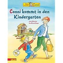 Conni-Bilderbücher: Conni kommt in den Kindergarten