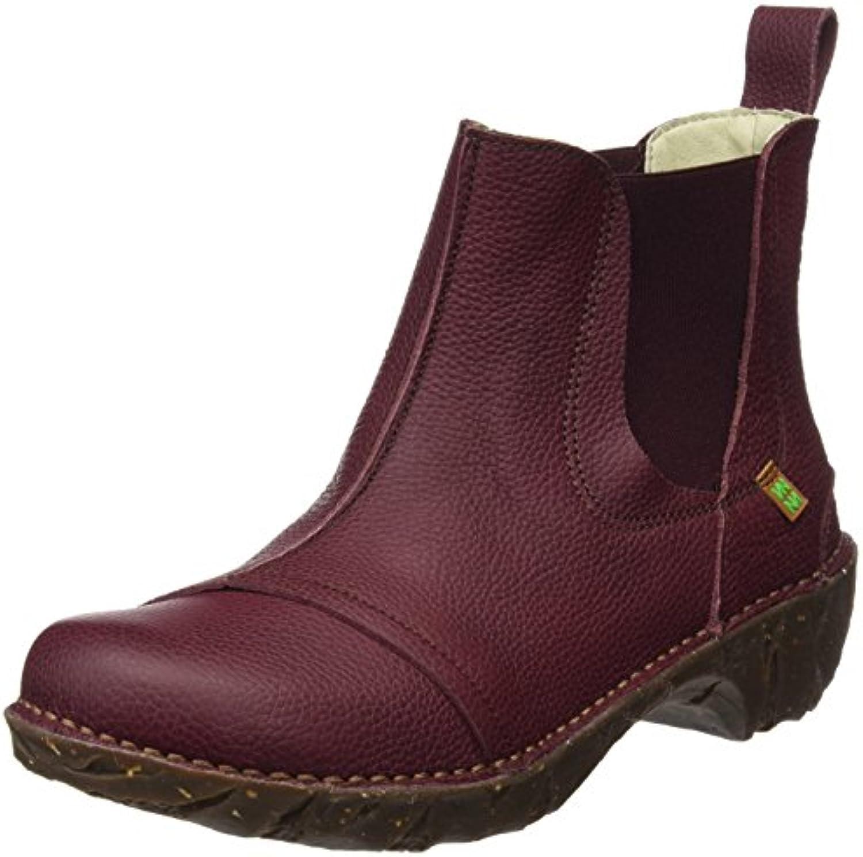 El El El Naturalista N158 Soft Grain Yggdrasil Stivali Chelsea Donna | Diversificate Nella Confezione  400494
