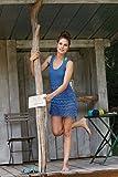 Sommer Kleid häkeln! Häkelpaket mit Sommergarn (Sommerwolle Catania) zum Kleid...