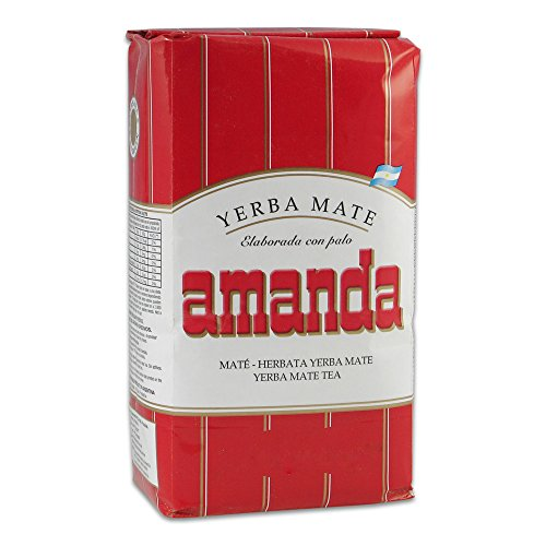 Traditionelle Yerba Mate (Yerba Mate Amanda 500g)