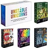 YK GAME Instabiles Unicorn-Basisspiel-Legends Expansion Pack,B
