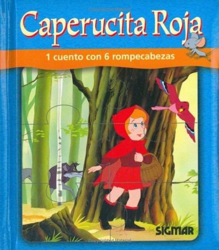 Caperucita Roja/Little Red Riding Hood (Clasicos Para Armar)