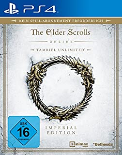The Elder Scrolls Online: Tamriel Unlimited - Imperial Edition - [PlayStation 4] (B00I3BNQ3G) | Amazon price tracker / tracking, Amazon price history charts, Amazon price watches, Amazon price drop alerts