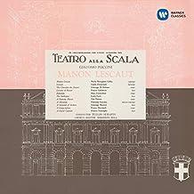 Puccini: Manon Lescaut/1957