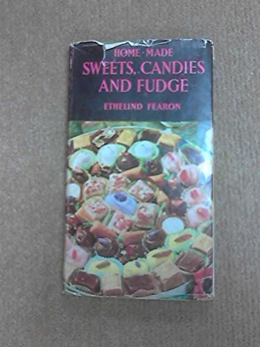 Home-made sweets, candies and fudge: how to make them