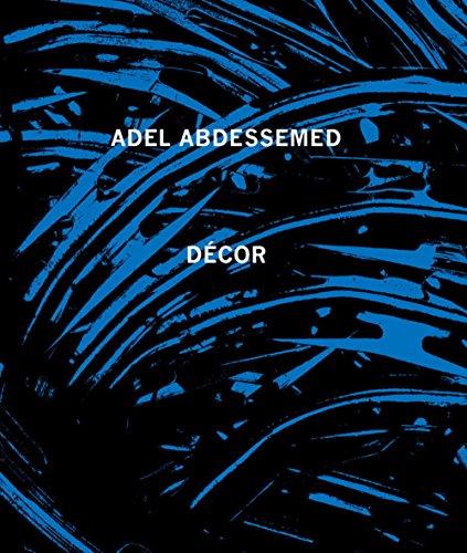 Adel Abdessemed décor par Adel Abdessemed