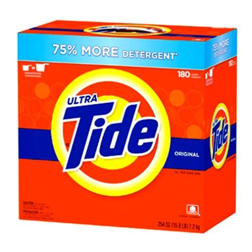 Tide 037000277651 Ultra Power Original Detergent Powder by Tide