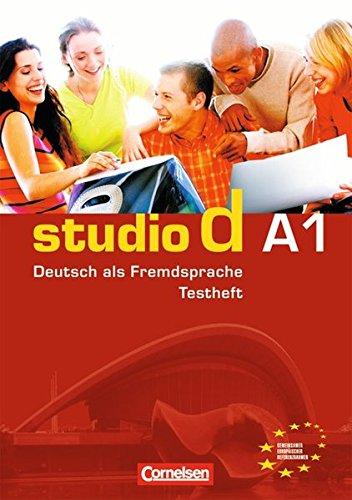 studio d A1: Testheft