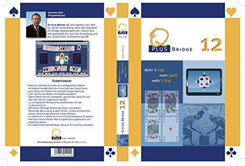 Q- Plus Bridge 11, Bridge Software, Neuste Version! (Sprachen: DE, EN, FR) (Sprache: Französisch)