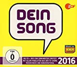 Dein Song 2016 (CD + DVD)