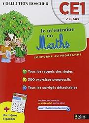 Boscher Maths CE1