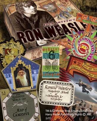 Preisvergleich Produktbild [UK-Import]Harry Potter - Ron Weasley Artefact Box