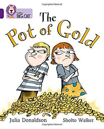 The Pot of Gold: Band 08/Purple (Collins Big Cat) (Pot 8)