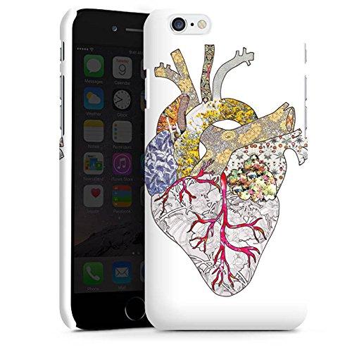 Apple iPhone X Silikon Hülle Case Schutzhülle Liebe Herz Heart Premium Case matt