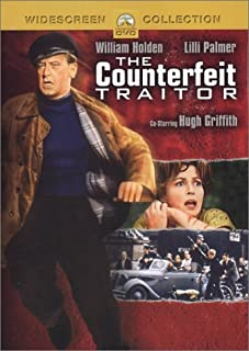 The Counterfeit Traitor by William Holden