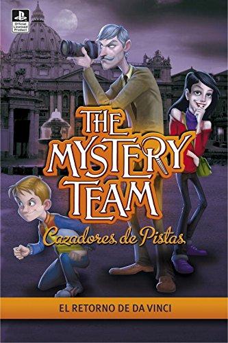 El retorno de Da Vinci (The Mystery Team. Cazadores de pistas 5) (Jóvenes lectores) por Varios autores