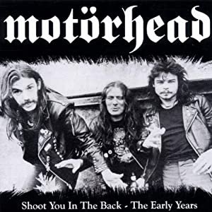 Motörhead - Rarities Japan