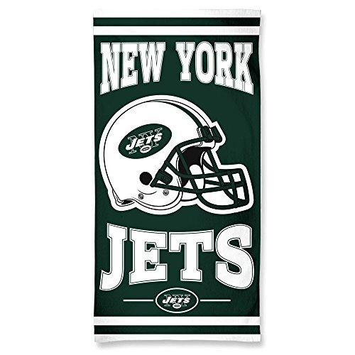 NFL Strandtuch 150x75 cm New York Jets