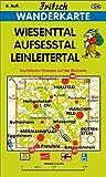 Wiesenttal - Aufsesstal - Leinleitertal (Fritsch Wanderkarten 1:35000)