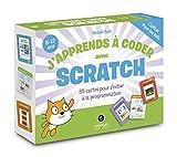 Coffret J'apprends à coder avec Scratch: 85 cartes pour s'initier à la programmation...