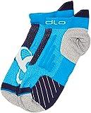 Odlo Short Low Cut Light Socken, Blue Jewel/Diving Navy, 42-44