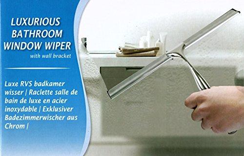 Edelstahl Duschabzieher für Duschkabine Abzieher