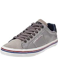 London Tinker Pro 120 Knitted, Sneakers Basses Homme, Noir (Black), 43 EUPepe Jeans London