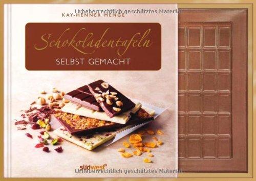 Preisvergleich Produktbild Schokoladentafeln selbst gemacht-Set: Buch mit Gießform