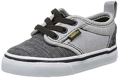 Vans Boys'' Td Atwood Slip-on Walking Baby Shoes: Amazon ...