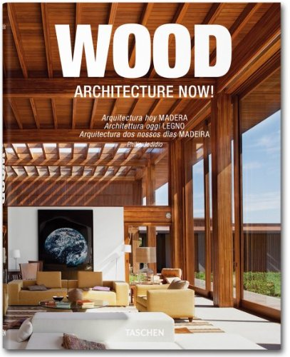 Architecture now! Wood. Ediz. italiana, spagnola e portoghese por Philip Jodidio