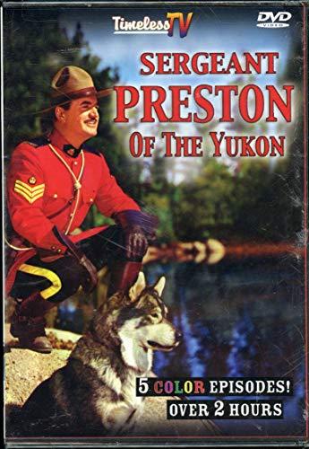 Sergeant Preston of the Yukon [DVD] [Import]