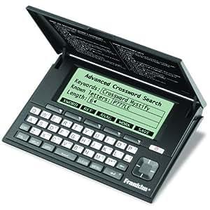 Franklin CSB1500 Collins Bradford's Crossword Solver