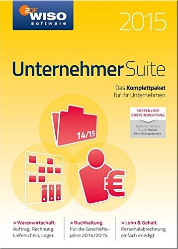 WISO Unternehmer-Suite 2015