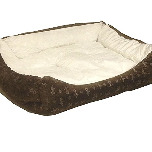 Ardisle Dog Bed Pet Cushion Luxury Soft Warm Basket Puppy Cat Mat Large Medium Xl Comfy
