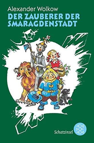 Der Zauberer der Smaragdenstadt (Schwarz Zauberer Von Oz)