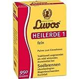 Luvos Heilerde 1 - fein, 950 g