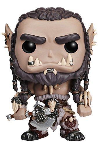 Warcraft - Funko Pop ! - World of Warcraft - Durotan Pop! 287 Collector's figure Standard by Warcraft