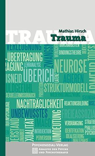 Trauma (Analyse der Psyche und Psychotherapie)