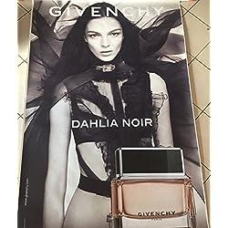 AFFICHE - Givenchy  Dahlia Noir - Abribus - 120x175 cm - AFFICHE / POSTER