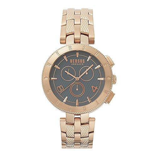 Versus Logo Gent Chrono Montre chronographe pour homme Style décontracté Code produit  S76180017