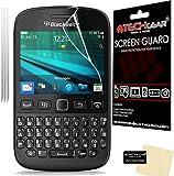 [Pack of 3] TECHGEAR® Blackberry 9720 ULTRA CLEAR LCD Screen Protectors