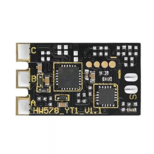 Goliton Hobbywing XRotor BLHeli Micro-s 30A ESC Medium DShot150 / 300/600, PWM, Oneshot125, Oneshot42, Multishot f¨¹r FPV