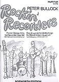 Rockin Recorders (Score & Parts): Partitur, Stimmensatz, Sammelband für Blockflöte (4)