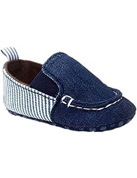 Auxma Zapatos de niño suaves del niño del niño del bebé zapatos Para 0-18 mes