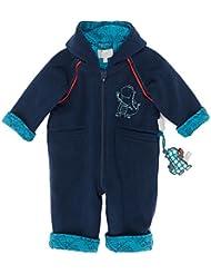 Sigikid Baby-Jungen Jacke Fleece Overall