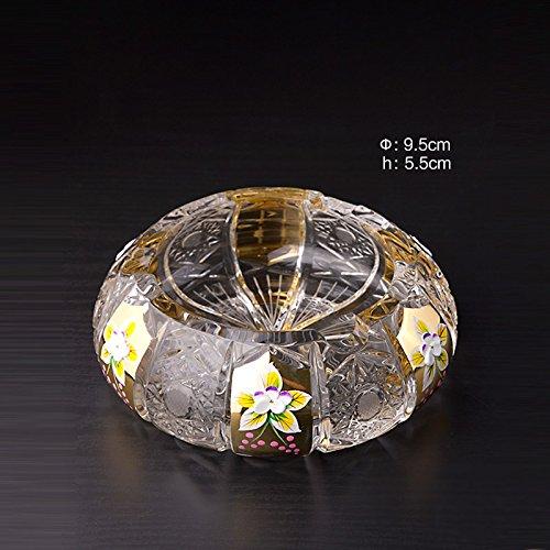 lpkone-kristall-glas-aschenbecher-lackiert-emaille-flower-aschenbecher-high-end-fashion-geschenk-kle